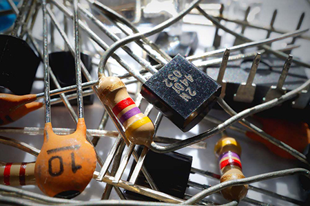 Counterfeit Electronic Components